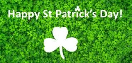 Happy st Patricks day imgsmall